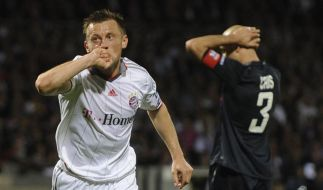 Olic schießt Bayern ins Finale (Foto)