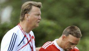 Olic sorgt für Wirbel: Ultimatum an Ribéry (Foto)