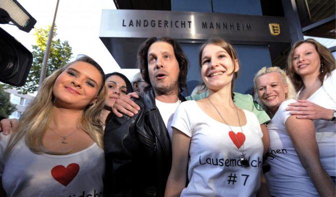 Oliver Pocher als falscher Kachelmann (Foto)