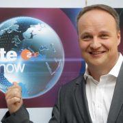 Oliver Welke freut sich auf die neue Ausgabe der heute-show. (Foto)