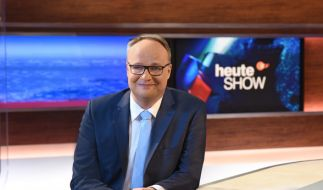 "Oliver Welke moderiert das Erfolgsformat ""heute-show"". (Foto)"
