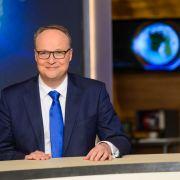 Oliver Welke präsentiert auch an diesem Freitagabend wieder das satirisch-witzige Fernsehmagazin. (Foto)