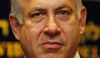 Olmert fordert Netanjahu zu rascher Regierungsbildung auf (Foto)