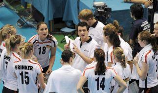 Olympia-Aus der Volleyball-Frauen besiegelt (Foto)