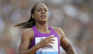 Olympia-Aus für US-Läuferin Dunn nach Doping-Verdacht (Foto)