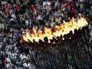 Olympia-Organisatoren verteidigen Feuer-Standort (Foto)