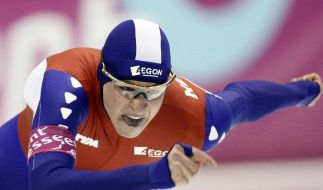 Olympia-Pechvogel Sven Kramer zurück auf dem Eis (Foto)