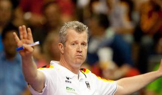 Olympia: Schwere Vorrunde für deutsche Volleyballer (Foto)