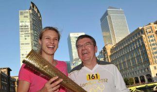 Olympia-Startschuss: Deutsches Team ist bereit (Foto)