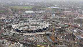 Olympia verändert London: Das East End leuchtet (Foto)