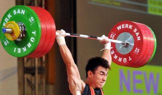 Olympiasieger Liao wegen Dopings gesperrt (Foto)