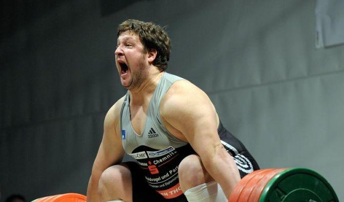 Olympiasieger Steiner fährt zur Gewichtheber-EM (Foto)