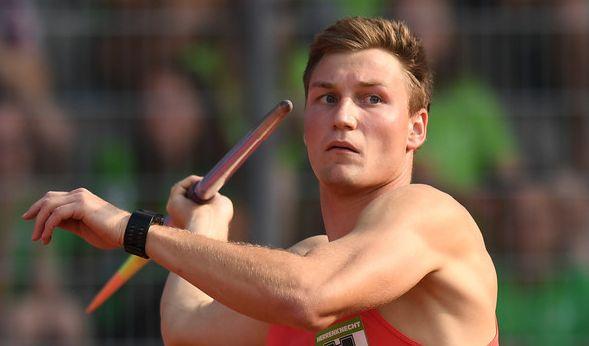 Olympiasieger Thomas Röhler greift bei der WM in London nach Speerwurf-Gold. (Foto)