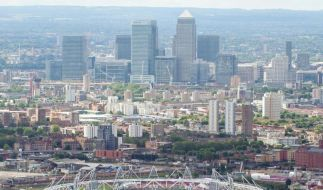 Olympiastadion, Olympiapark, Schwimm- und Radhalle: In Stratford wurden Milliarden investiert. (Foto)