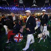 Olympische sowie paralympische Spiele waren ein großer Erfolg in London.