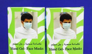 Olympischer Kampf gegen ansteckende Krankheiten (Foto)