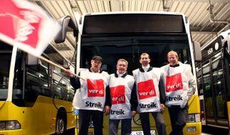Omnibusfahrer stimmen Tarifergebnis mit großer Mehrheit zu (Foto)