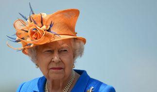 One is not amused! Queen Elizabeth II. hatte seit ihrer Krönung vor 64 Jahren nicht immer Grund zur Freude. (Foto)