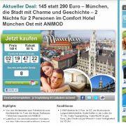News.de hat das Angebot von dailydeal.de für einen Hotelaufenthalt in München geprüft.