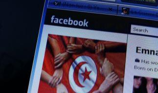Online-Revolution in Tunesien (Foto)