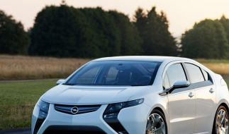 Opel Ampera: Produktionsstart Ende 2011 (Foto)