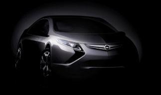 Opel Ampera (Foto)