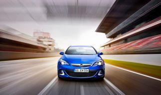 Opel Astra ein Star - davon träumt der Autobauer derzeit nur. (Foto)