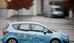 Opel erprobt Antrieb für Elektro-Kleinwagen (Foto)