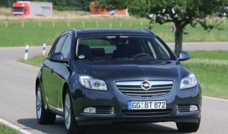 Opel Insignia Sports Tourer  (Foto)
