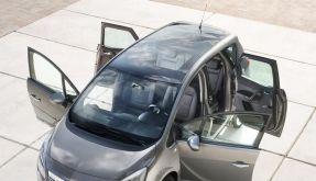 Opel Meriva steht mit neuem Türkonzept in Genf (Foto)