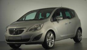 Opel Meriva (Foto)
