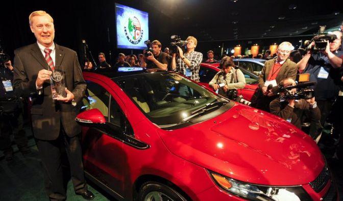 Opel-Mutter GM unterbricht Elektroauto-Produktion (Foto)