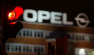 Opel Rote Ampel (Foto)