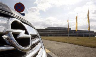 Opelwerk in Antwerpen (Foto)