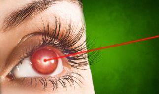 Operationen mit Laser (Foto)