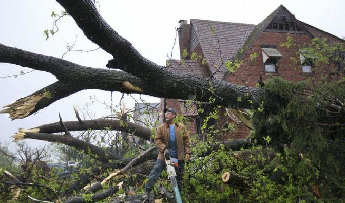 Opferzahl nach Tornados in den USA steigt auf 173 (Foto)