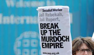 Opposition macht Druck im britischen Abhörskandal (Foto)
