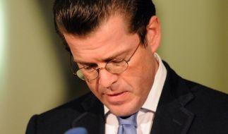 Opposition will Plagiatsvorwürfe im Bundestag diskutieren (Foto)