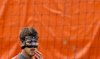 Oranje: Huntelaar und Co. heiß auf Deutschland (Foto)