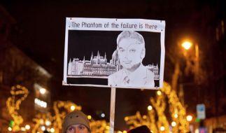 Orban will mit EU-Kommission verhandeln (Foto)