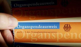Organspende: Wer darf, wer nicht? (Foto)