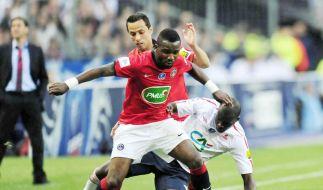 OSC Lille gewinnt französischen Pokal (Foto)