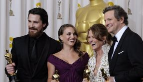 Oscars - Gewinner (Foto)