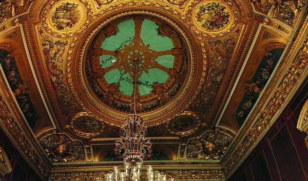 Osmanenprunk: Der Beylerbeyi-Palast in Istanbul (Foto)