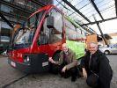 Osnabrücker Busse unter Strom (Foto)