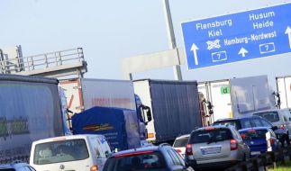 Ostern sorgt für dichten Verkehr (Foto)
