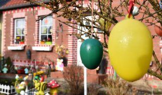 Ostern wird dieses Jahr heiter. (Foto)