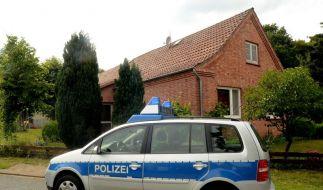 Ostertimke im Schock: Auf dem Dachboden dieses Hauses wurden zwei Babyleichen gefunden. (Foto)