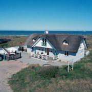 Wer mit Freunden verreisen will, kann ein Ferienhaus in Dänemark buchen.