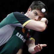 Ovtcharov muss um Tischtennis-Hattrick bangen (Foto)